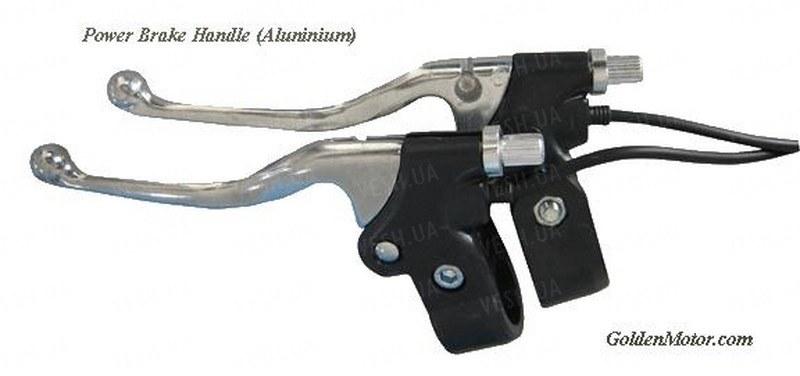 Ручки тормоза для MP-3