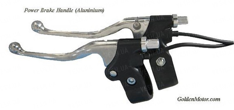 Ручки тормоза для MP-2