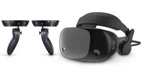 Samsung HMD Odyssey Windows Mixed Reality шлем с контроллерами движения