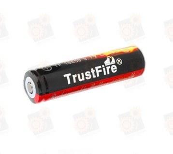 Аккумулятор TrustFire 18650 Li-Ion 2400мАч, защищенный
