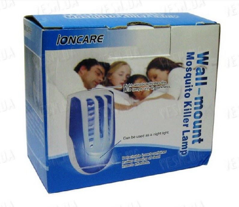 Антикомариная УФ-лампа (ловушка для комаров)