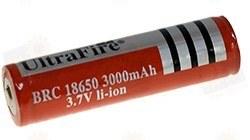 Аккумулятор 18650 Li-Ion 3000мАч