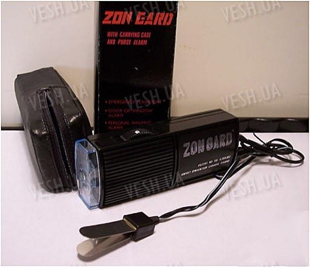 Звуковой шокер ZON GARD 100дБ (низкая частота вызывает страх)