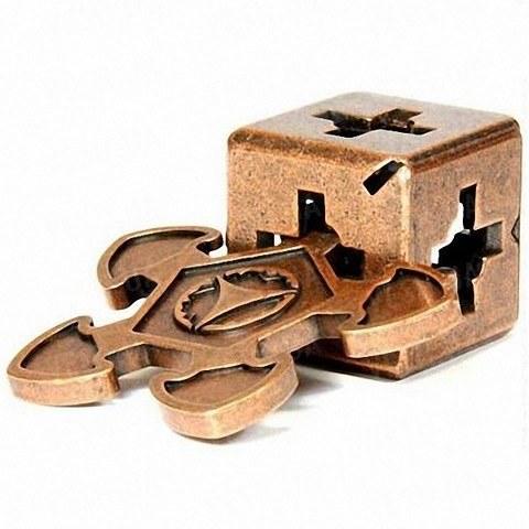 3* Cast Puzzle O`Gear