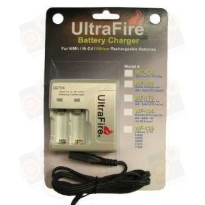 Зарядное устройство для батарей CR123A 3.0В/3.6В
