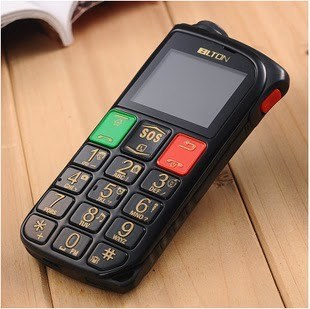 Тактический телефон-фонарик для военных: BLTON