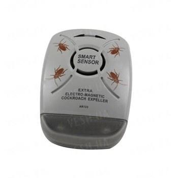 2-х режимный электромагнитный отпугиватель тараканов с подсветкой (модель AR-123)