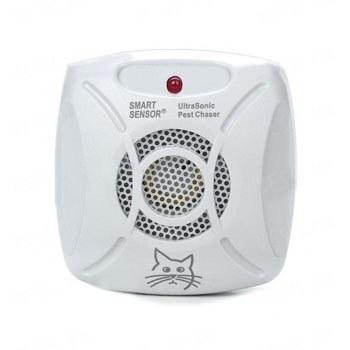 Недорогой ультразвуковой отпугиватель мышей и крыс для помещений до 40 м2 (модель AR810)