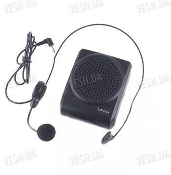 8-ми режимный портативный изменитель голоса в виде головной гарнитуры с микрофоном и динамиком (модель VC-150)