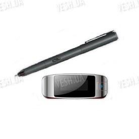 Электронная портативная цифровая ручка для iPod/iPhone/iPad - оцифровывает всё, что Вы напишите ею на обычной бумаге