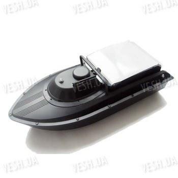 RC радиоуправляемая модель лодки для рыбаков со встроенным эхолотом с функцией доставкой прикормки (модель Jab0 2BS) НОВИНКА 2012 года!!!