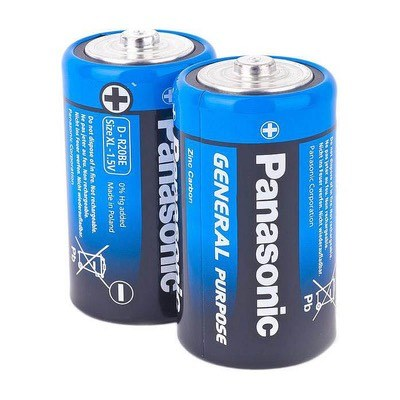 Батарея питания PANASONIC  1.5V (D)