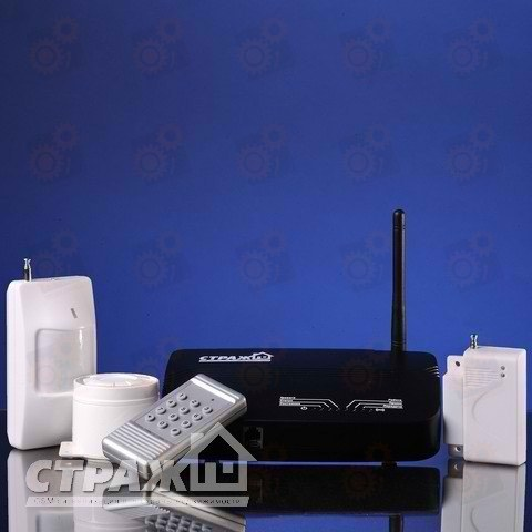 GSM-сигнализация для дома, офиса, гаража, склада Страж MULTIZONE