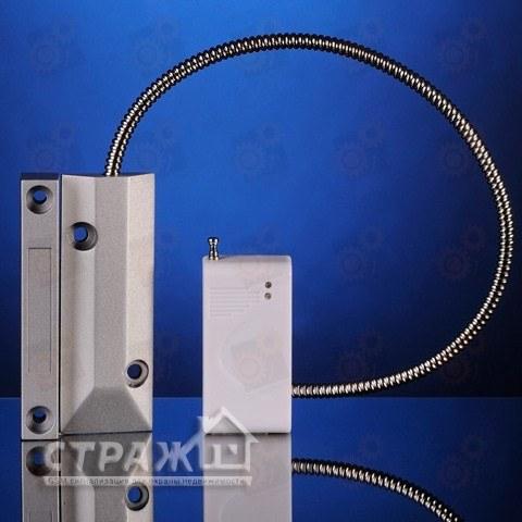 Беспроводный датчик открытия металлических ворот