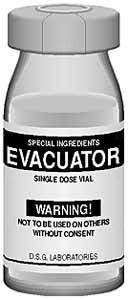 Эвакуатор, вещество вызывающее диарею