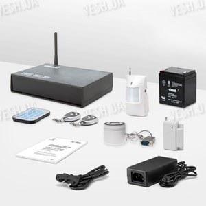 "GSM-сигнализация для дома, офиса, гаража, склада ""Страж AVIZOR"""
