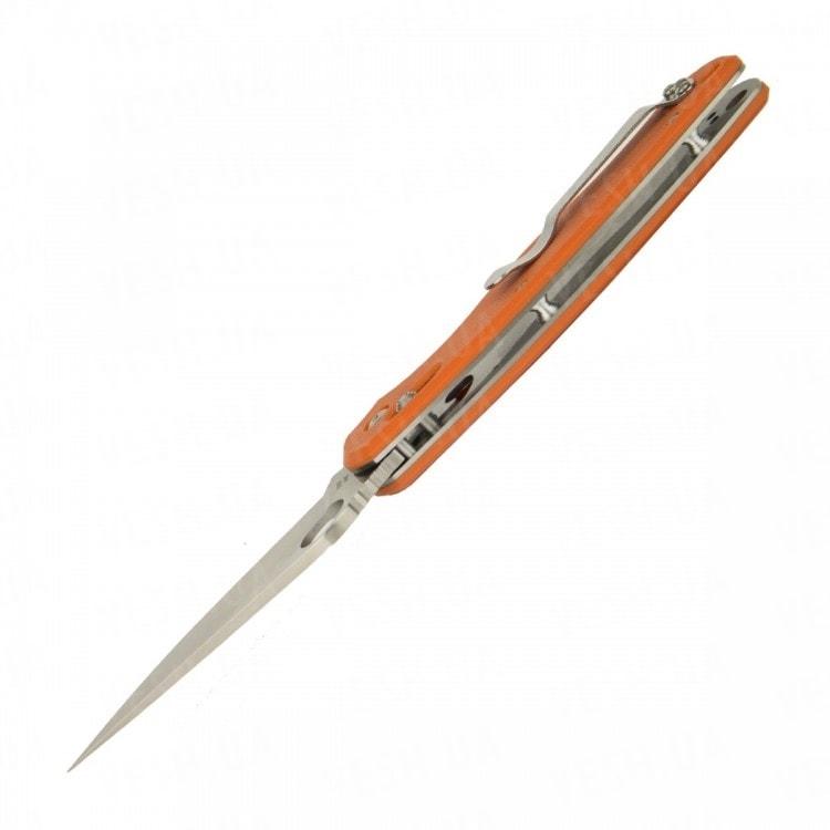 Нож Ganzo G729 (черный, зеленый, оранжевый, камуфляж)