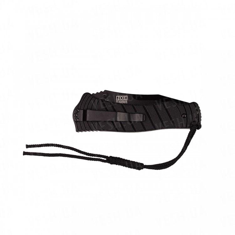 Нож Ontario Utilitac II JPT-3S Black