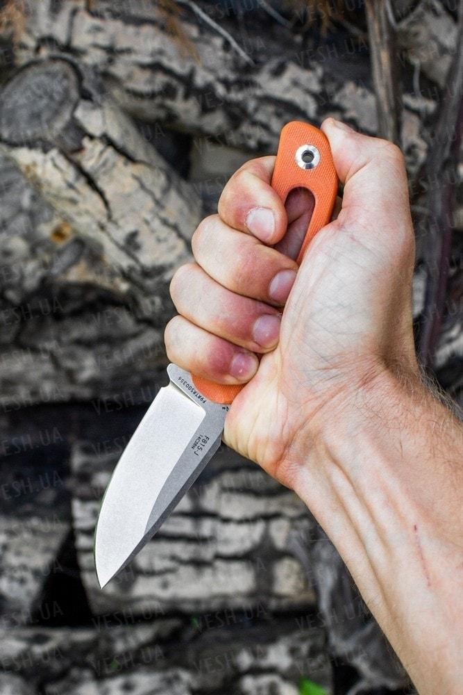 Нож Ruike Hornet F815 (черный, оранжевый)