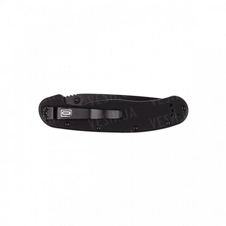 Нож складной Ontario RAT-1 Black 8846