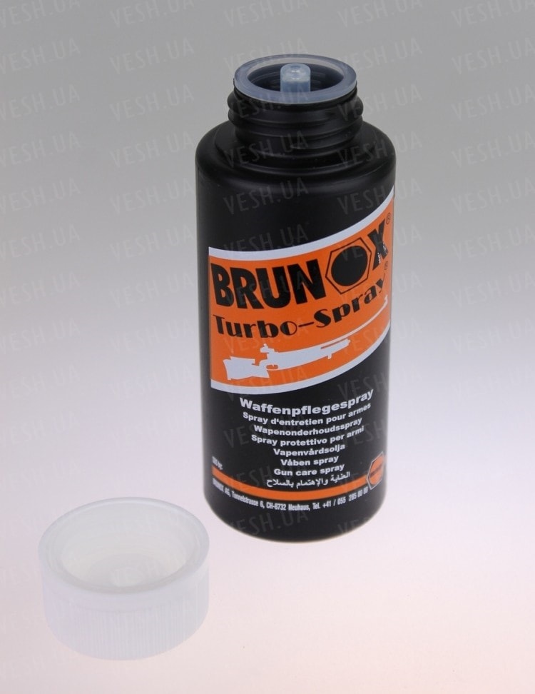 Brunox Gun Care, масло для ухода за оружием, капельный дозатор, 100ml