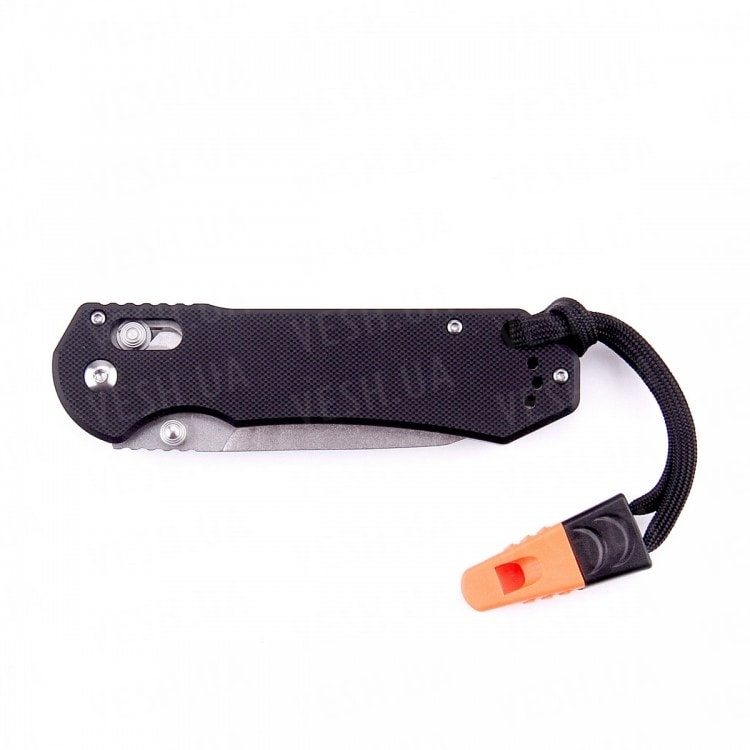 Нож Firebird F7452-WS (черный, зеленый)