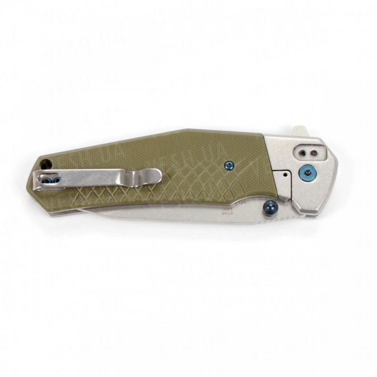 Нож Firebird F7492 (черный, зеленый, оранжевый)