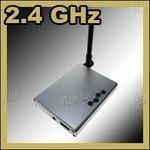 Универсальный приёмник сигналов от беспроводных радио видеокамер 2.4 Ghz с A/V и USB выходом (модель WR-703)