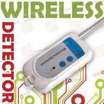 Детектор (индикатор) поля для обнаружения беспроводных радио видеокамер и беспроводных жучков