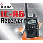 Сканирующий приемник IC-R6