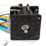 BLDC безщеточный мотор постоянного тока 20кВт 72В жидкостное охлаждение
