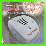 Ультразвуковой электронный отпугиватель мышей и крыс для дома и офиса (модель KD-28A)