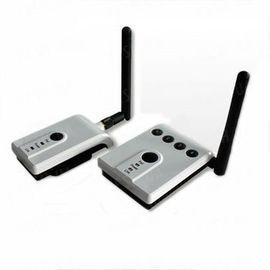 100% цифровой комплект беспроводной передачи видео со звуком 2.4 Ghz на расстояние до 250 метров и защитой от перехвата (модель WTR24D), фото 1