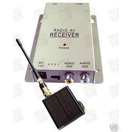 1 W четырехканальный усилитель мощности (передатчик) видео сигнала для видеокамер 1.2 Ghz (ТХ 1000 А), фото 1