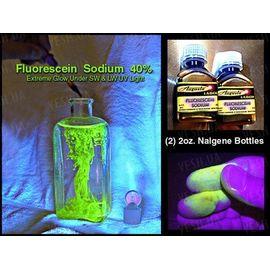 Флуоресцеин натрия УФ ультрафиолетовая краска трайсер - 60мл, фото 1