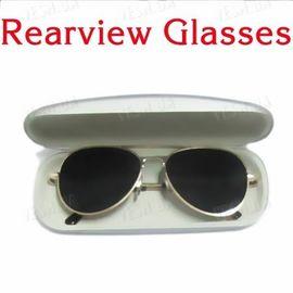 """Высокотехнологичные универсальные солнцезащитные очки с зеркалом заднего вида """"антитрекинг"""", фото 1"""