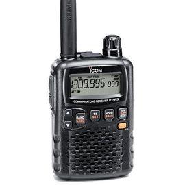 Портативный сканирующий приёмник, радиоприёмник, радиосканер Icom IC R5, фото 1