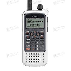Портативный сканирующий приемник, радиоприёмник, радиосканер Icom IC-RX7, фото 1