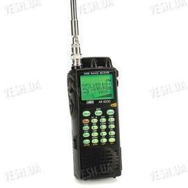 Портативный сканирующий приемник, радиоприёмник, радиосканер AOR AR8200 Mk3, фото 1