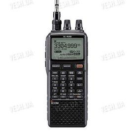Портативный сканирующий приёмник, радиоприёмник, радиосканер Icom IC R20, фото 1