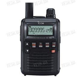 Портативный сканирующий приёмник, радиоприёмник, радиосканер Icom IC R6, фото 1
