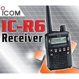Сканирующий приемник IC-R6, фото 1