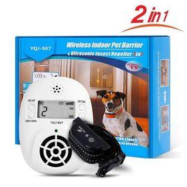 2 в 1 беспроводной забор для собак + отпугиватель насекомых и мышей для дома PET YQJ-907, фото 1