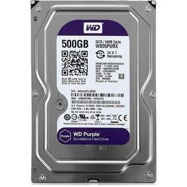 Жесткий диск HDD для видеонаблюдения 500 Гб, фото 1