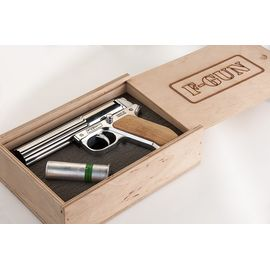 Сигнальный пистолет (ракетница) F-GUN Metal 26,5мм, фото 1
