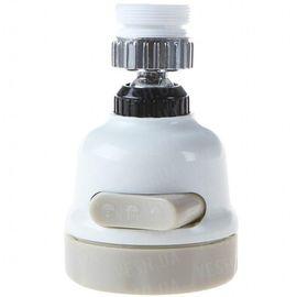 Аэратор для крана смесителя для экономии воды Homegoods H23 c 3-мя режимами распыления, фото 1