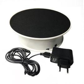 Автоматический поворотный стол для предметной съемки 3D Heonyirry C366, диаметр 20 см, черный, фото 1