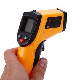 Бесконтактный электронный цифровой инфракрасный термометр VKTECH GM320, до 380 градусов, фото 1