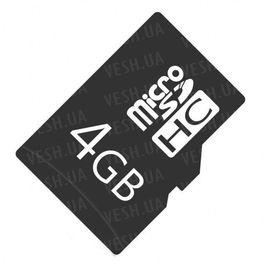 Micro SD карта памяти 4 Гб, фото 1