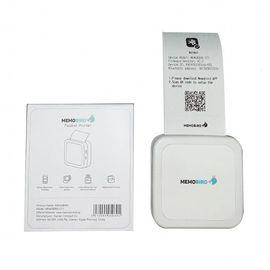 Портативный карманный мобильный bluetooth термопринтер для Iphone & Android смартфонов MemoBird GT1, фото 1